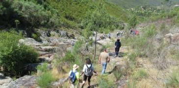 Passeio Pedestre Trilho das Cascatas Vila de Rei