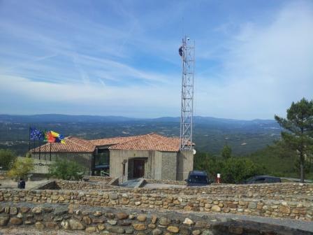Vila de Rei | Município instala sistema de videovigilância florestal