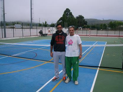1º Torneio de Ténis de Vila de Rei já se joga de forma intensa – 2ª jornada já em curso