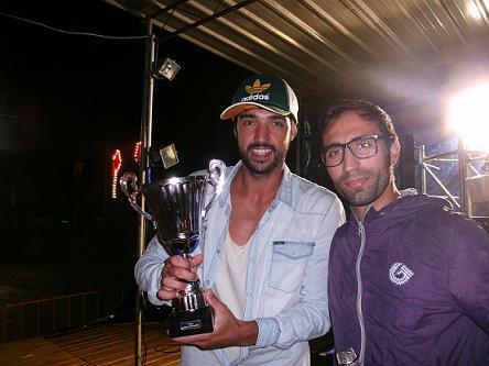 Eduardo Oliveira vence 1º Torneio de Ténis de Vila de Rei