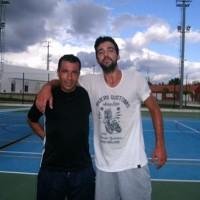 Rui Duque e Eduardo Oliveira, os finalistas