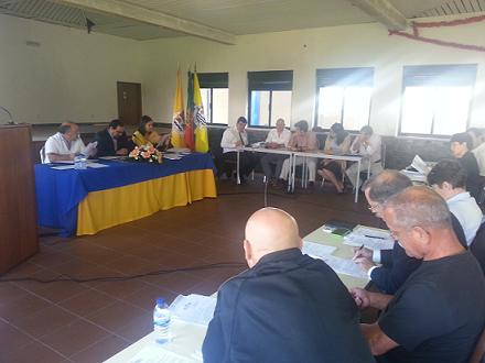 Fundada recebeu a Assembleia Municipal de Vila de Rei descentralizada
