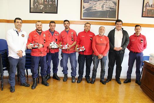 Bombeiros Voluntários de Vila de Rei alteraram Estatutos