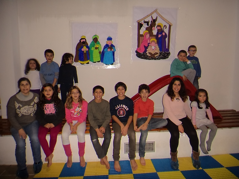 Vila de Rei | ATL – CAF e Escola de Natação celebram o Natal