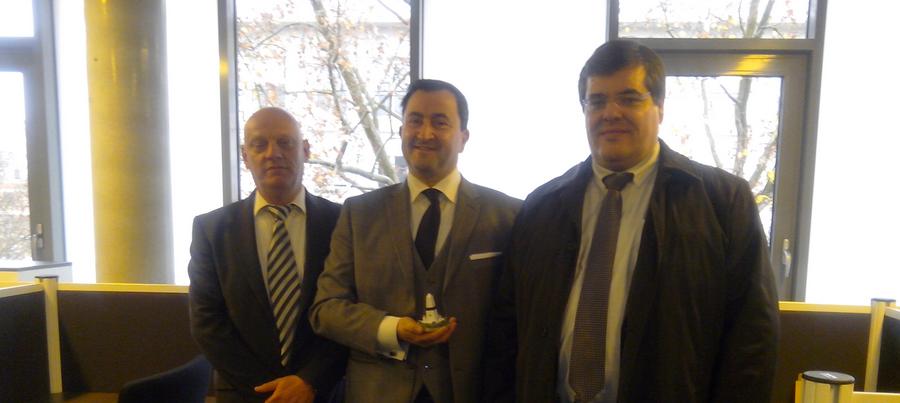 VILA de REI  | Autarcas reúnem em Paris com Cônsul Geral e Casa do Comércio e Indústria
