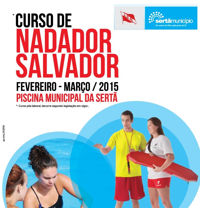 Sertã   |  Curso de Nadador Salvador