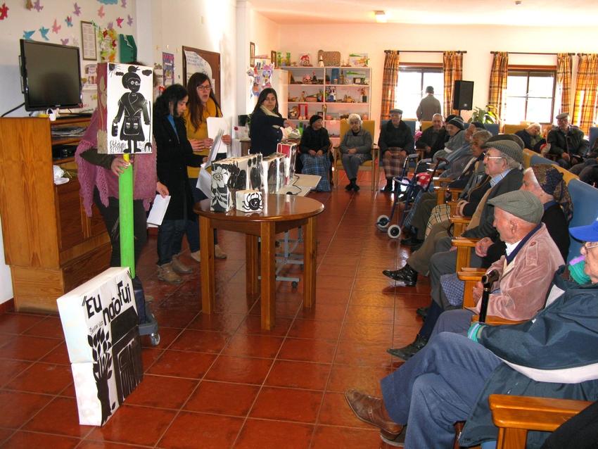 Vila de Rei | Biblioteca Municipal comemora Semana da Amizade com Lares e IPSSs do Concelho