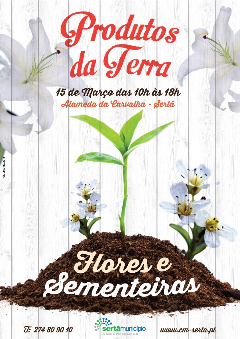 Sertã | Produtos da Terra a 15 de março