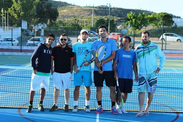 Vilarregense F.C. organizou Open de Ténis de Vila de Rei