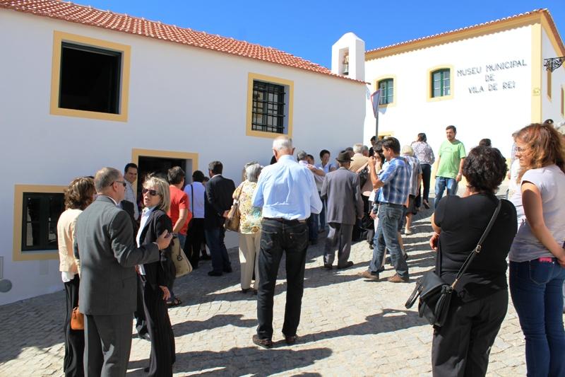 """Núcleo Museológico da """"Antiga Cadeia"""" inaugurado em Vila de Rei"""