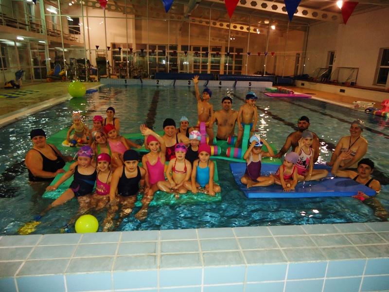 Escola de Natação de Vila de Rei em novo Torneio em Castelo Branco