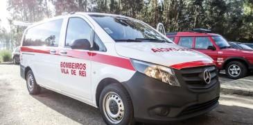 ambulancia Bombeiros de Vila de Rei