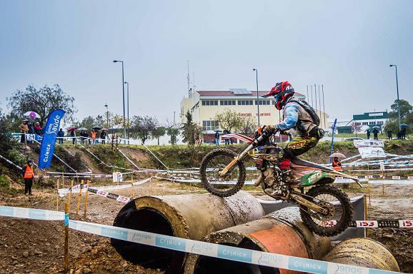 Campeonato Nacional de Enduro em Vila de Rei com 174 pilotos