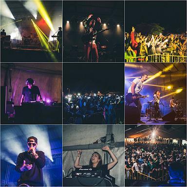 13º Festival Rock na Vila em Vila de Rei