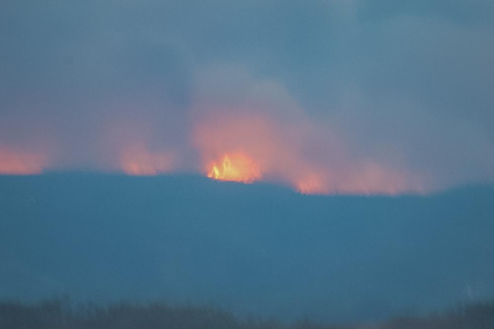 Em actualização – Última Hora -Aldeia de São Simão cercada pelo fogo (Concelho de Abrantes)