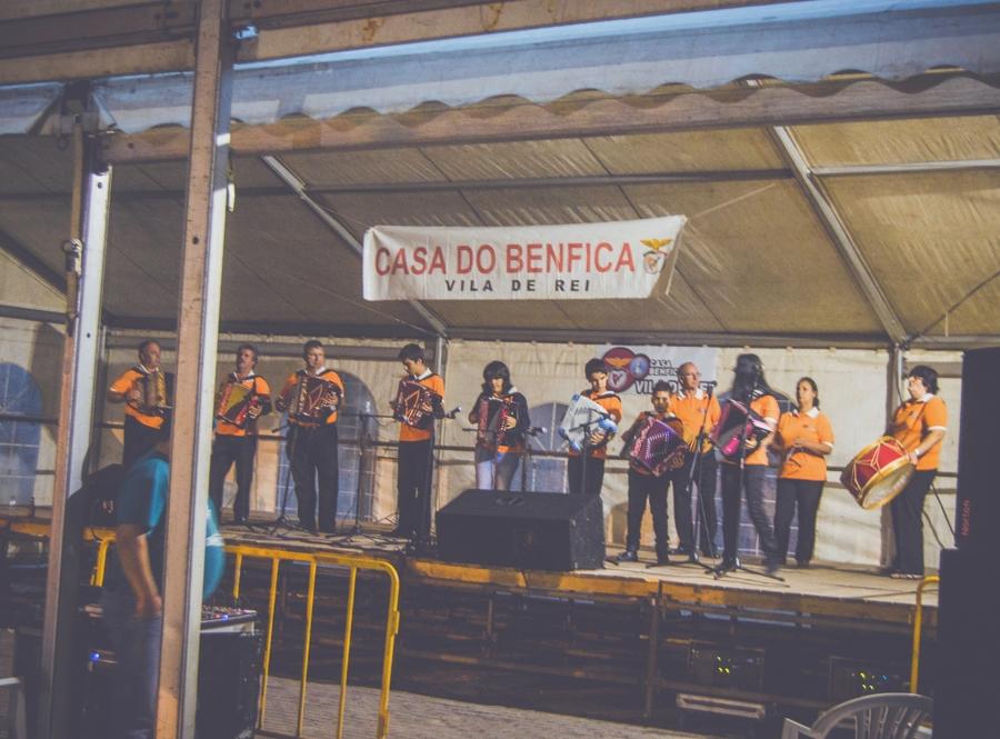 Casa do Benfica de Vila de Rei Centenas de pessoas no9º Encontro de Concertinas de Vila de Rei