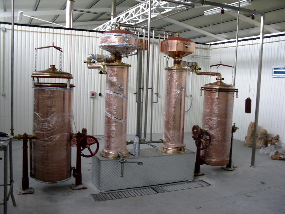 Vila de Rei | Destilaria abre portas