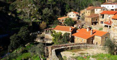 trekking_agua_formosa Vila de Rei Xisto
