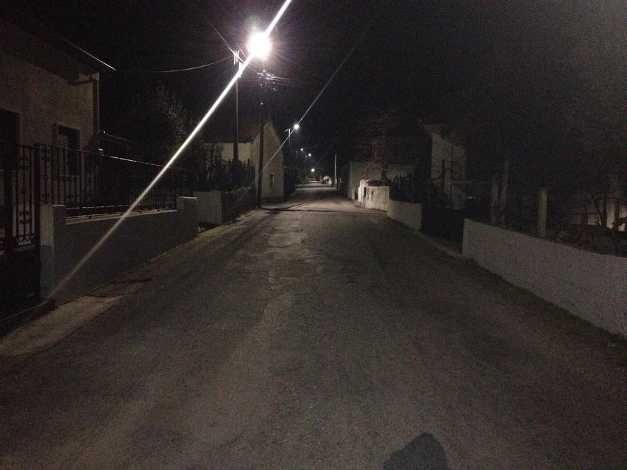 Vila de Rei | Projeto de instalação de iluminação LED em Milreu já concluído