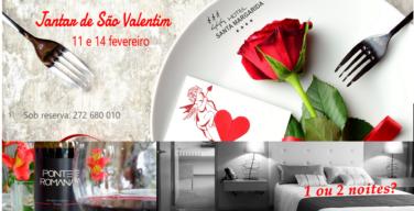 Promoção de São Valentim - Hotel