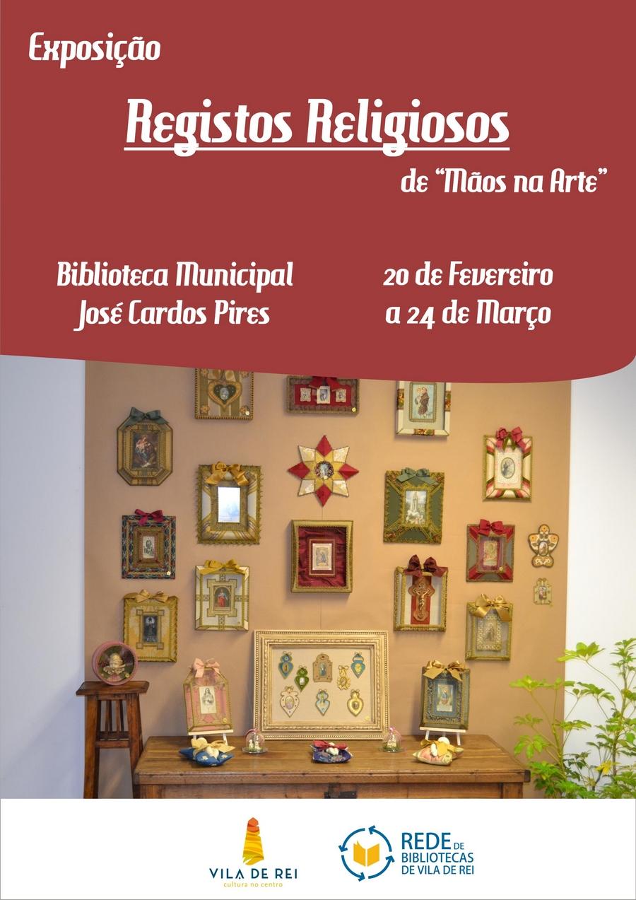 VILA DE REI | Exposição na Biblioteca Municipal