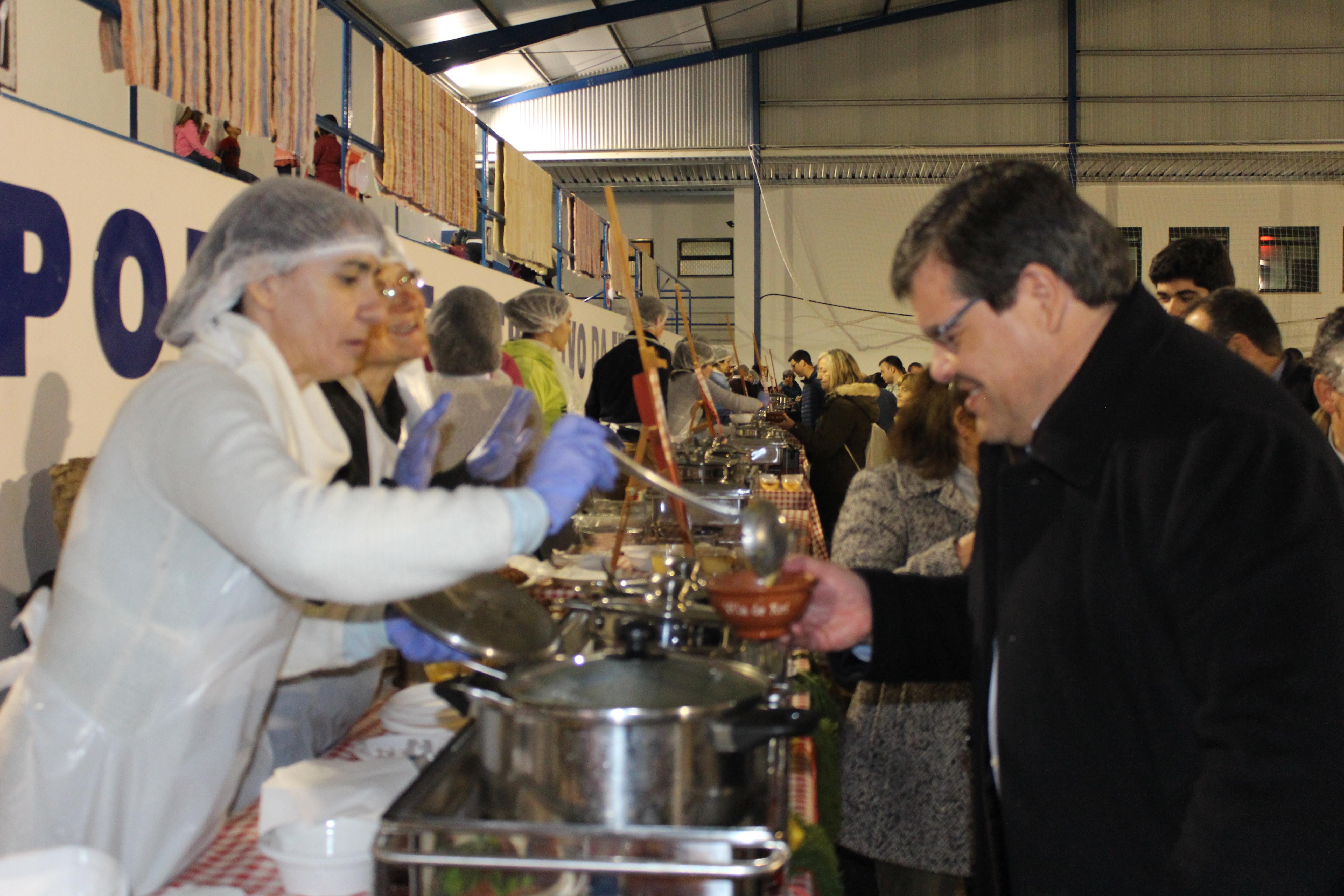 Vila de Rei   2º Festival das Sopas e Petiscos, contou com 1300 visitantes