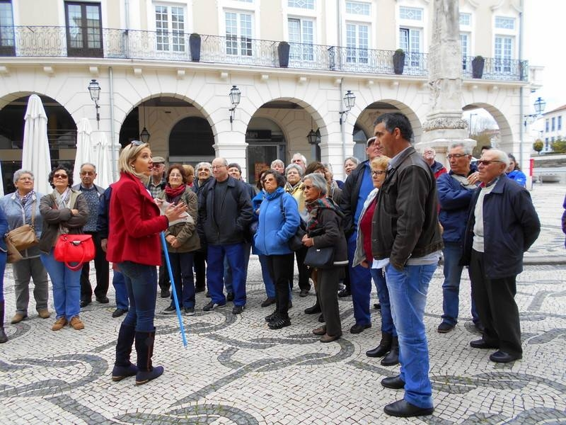 Vila de Rei | Universidade Sénior organizou Visita de Estudo a Aveiro