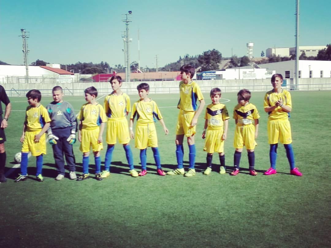 Vilarregense F.C.: Equipa de Infantis vence a sua Série no Campeonato Distrital de Futebol de 9