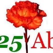 Hoje celebra-se o Dia da Liberdade – 25 de Abril