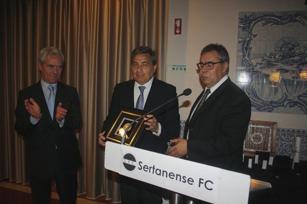 Gala do Sertanense  Comemoração dos 83 anos e Homenagem ao Dr. Fernando Gomes