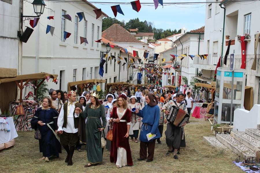 Vila de Rei | VIII Mercado Medieval com largas centenas de visitantes