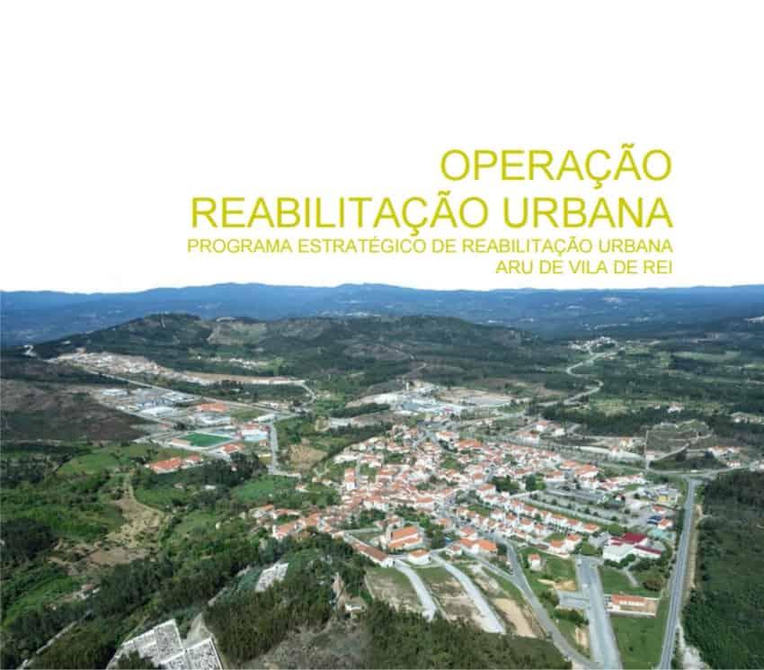 Vila de Rei | Redução de IVA de 23% para 6% em obras de reabilitação de edifícios na ARU