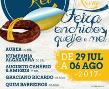 Vila de Rei | XXVIII Feira de Enchidos, Queijo e Mel, de 29 de julho a 6 de agosto