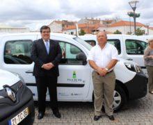 Vila de Rei | recebeu viatura elétrica para prestação de cuidados de saúde