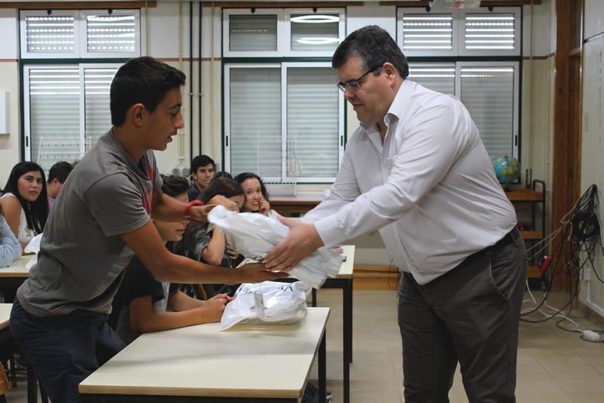 Vila de Rei | Ensino Secundário com manuais escolares gratuitos