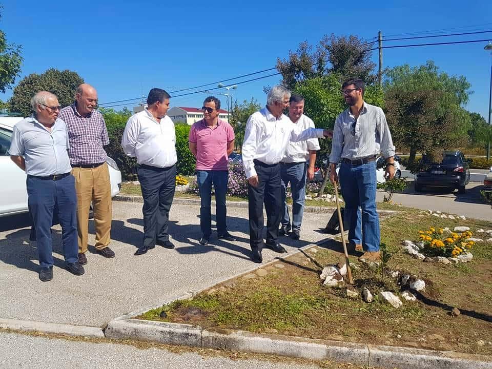 Árvores para reflorestar Vila de Rei – Uma oferta da Academia do Bacalhau do Ribatejo e C.A.A. de Santa Catarina da Serra
