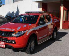Bombeiros de Vila de Rei recebem novo veículo táctico
