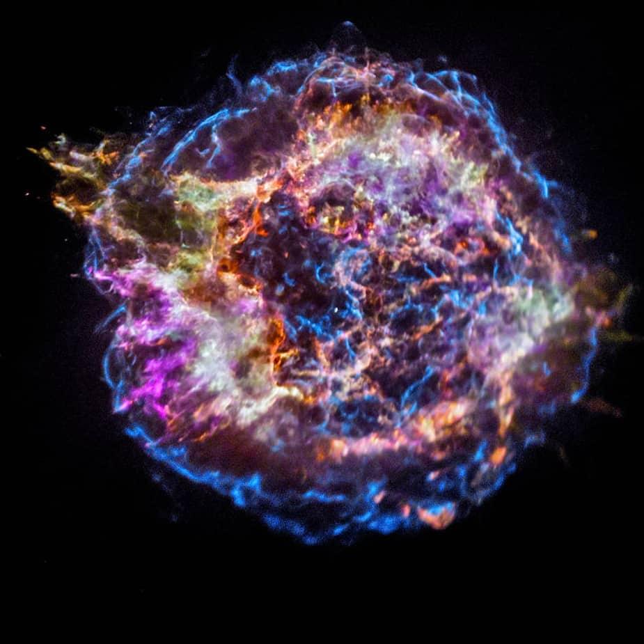 A forja da vida, Estrelas de neutrões, por Joaquim Vitorino