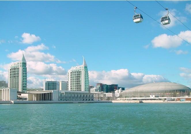 Lisboa, glamourosa e bela Lisboa