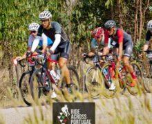 """""""Ride Across Portugal"""" passa em Vila de Rei"""