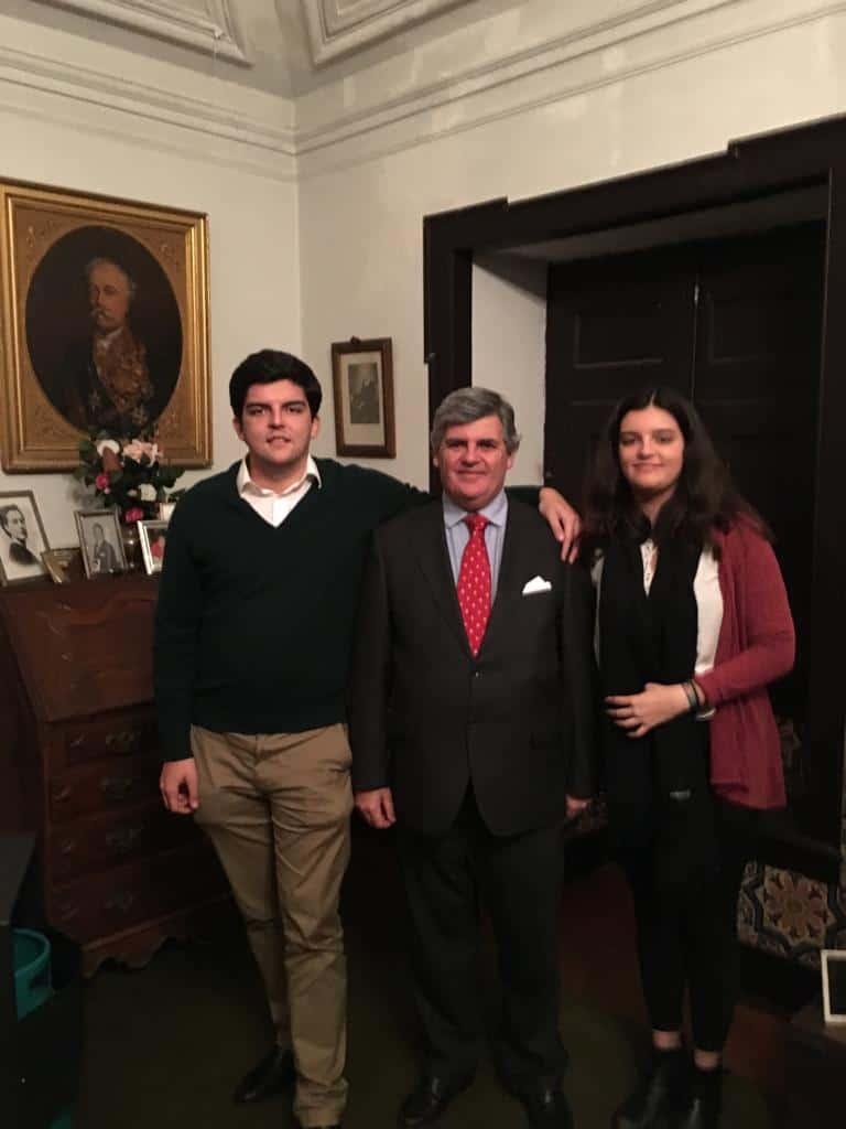 Família Real Portuguesa envia Votos aos Portugueses