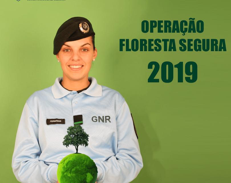 """""""Floresta Segura"""", GNR com sessões em Vila de Rei"""