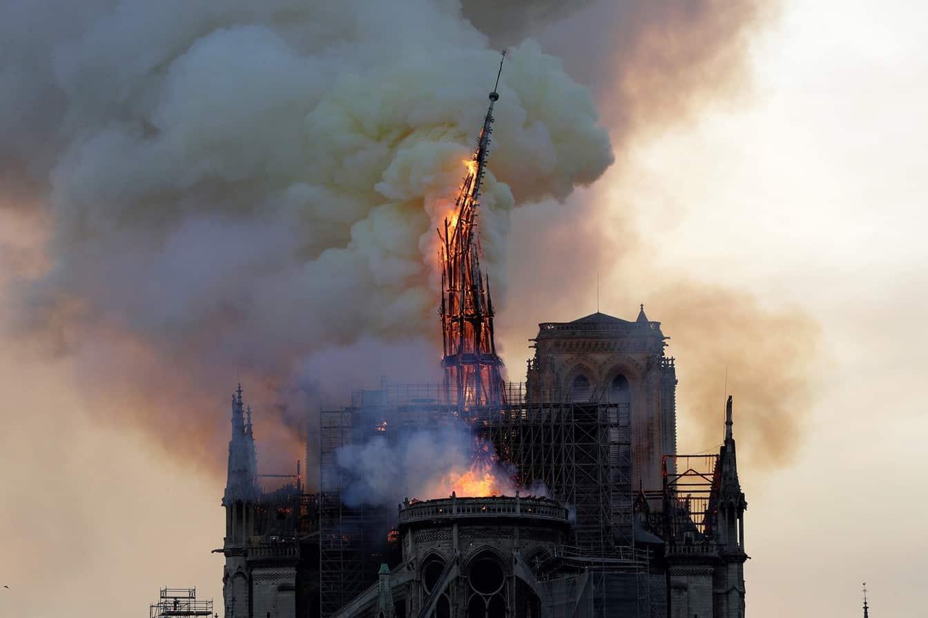 Notre – Dame, perda imensa para a humanidade