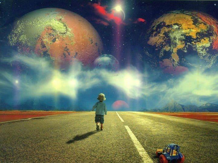 A terra, o Homem e o Universo