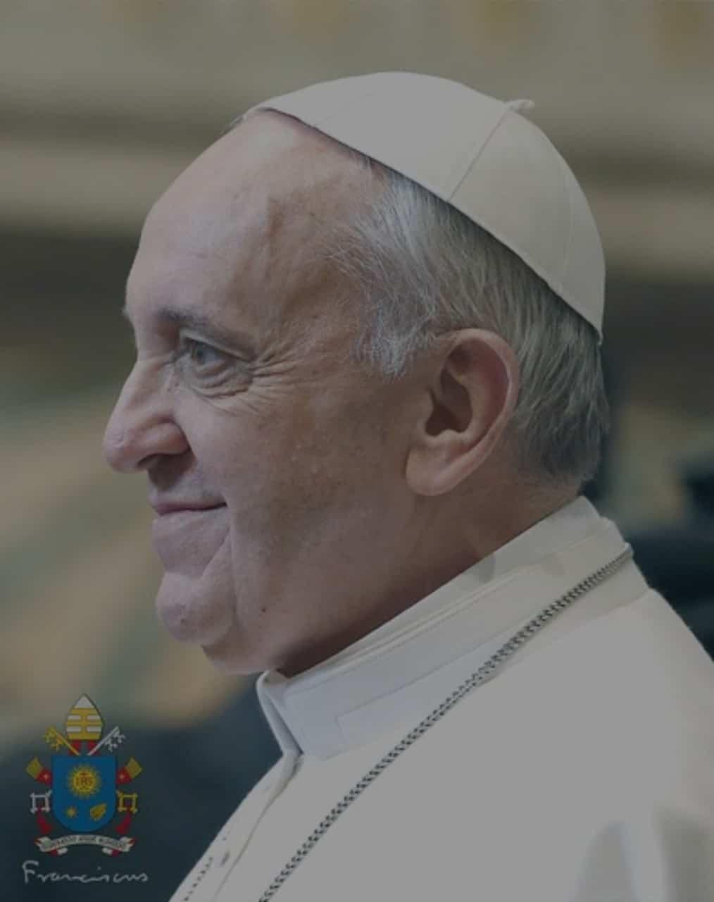 Papa Francisco a voz da Esperança