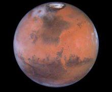 A viagem mais longa, Planeta Marte