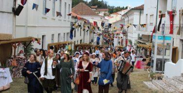 Vila de rei mercado medieval