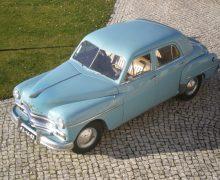 Carros de Coleção em Portugal