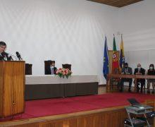 Presidente reeleito toma posse em Vila de Rei